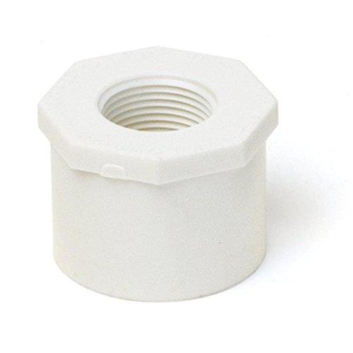 Sch 40 Slip - PROPLUS 99196 PVC Sch 40 Slip x Fip Bushing, 1-1/2 x 3/4