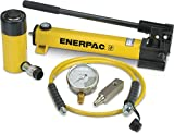 Enerpac SCR-254H Single Acting Cylinder Pump Set RC-254 Cylinder with P-392 Hand Pump