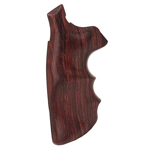 Hogue 47900 Colt King Cobra/Anaconda Grip, Rosewood