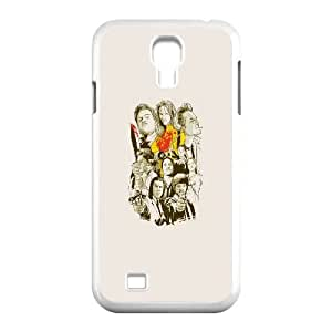 Samsung Galaxy S4 9500 Cell Phone Case White Tarantino Characters N8I1CE