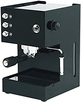 la Pavoni GRAN CAFFE GCN Independiente Semi-automática Máquina espresso 3L Negro - Cafetera (