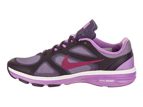 Zapatillas De Entrenamiento Nke Para Mujer Dual Fusion Tr Grnd / Prpl / Sprt / Fchs / Atmc / Prpl