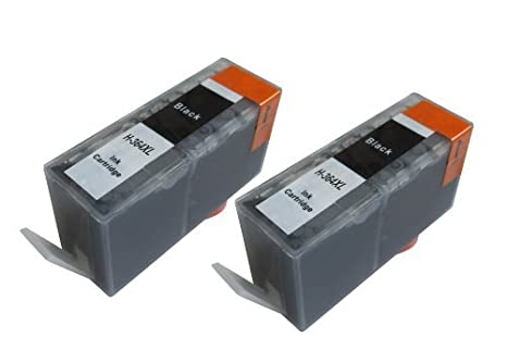 Now Ink HP 364 XL - Juego de 2 cartuchos de tinta para Deskjet ...