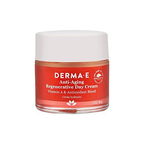 DERMA E Anti-Aging Regenerative Day Cream, 2 oz (Age Derma Defying E)