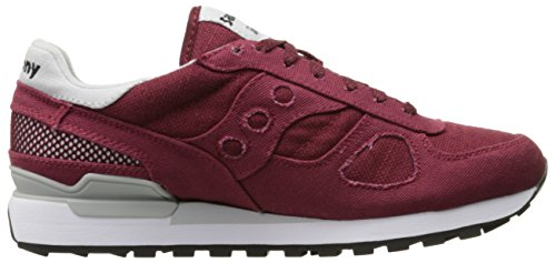 Saucony shadow original 1601 - Sneakers sportive unisex S70219-12, Bordeaux