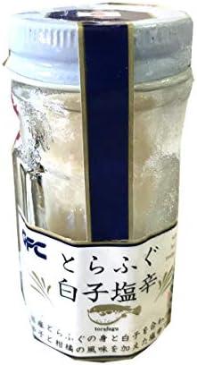 とらふぐ 白子 塩辛 50g入り 珍味中の珍味 酒の肴に最適です。◇お得な配送設定あり【冷凍便】(6個まで同梱可能)