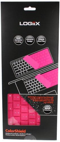 Logiix 10295 ColorShield Mac Keyboard Protector (Universal) - - Colorshield