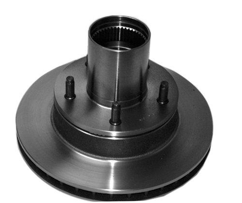 Raybestos 66297R Professional Grade Disc Brake Rotor & Hub Assembly Brake Hub Assembly