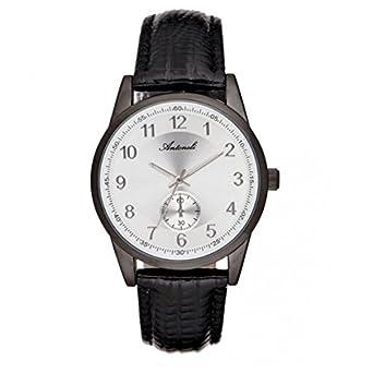 Armbanduhr antoneli Leder weiß 35 mm al1771 – 03