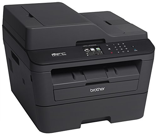 Brother Printer MFCL2720DW Compact Laser All-In One with Wireless Networking and Duplex Printing, Amazon Dash Replenishment Enabled by Brother (Image #2)