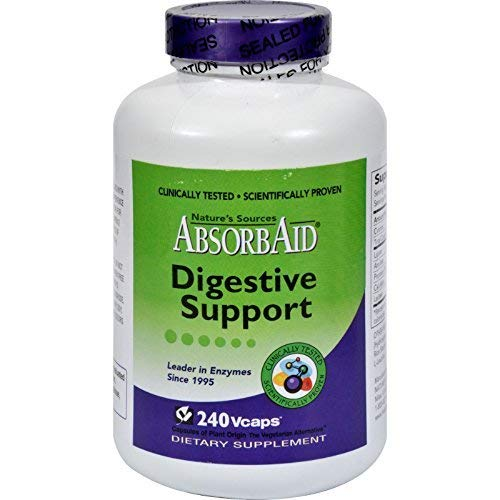 AbsorbAid Digestive Support - 240 -