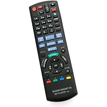 amazon com panasonic n2qayb000574 remote control electronics rh amazon com Panasonic Blue Ray DMP-BDT230 panasonic dmp-bdt215 manual