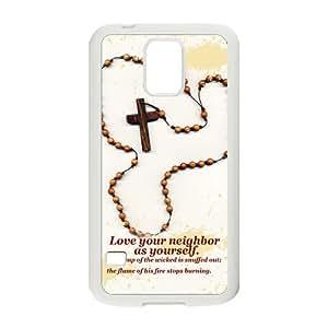 DAZHAHUI catholic funeral Phone Case for Samsung Galaxy S5