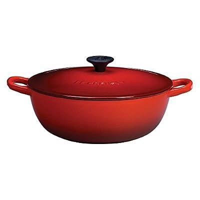 Le Creuset of America L2574-221M Enameled Cast Iron Soleil Soup Pot