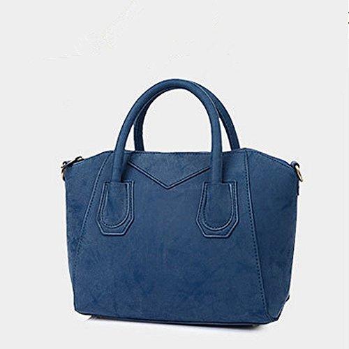 Bolso para Sintética Eysee Azul mujer de tela de Piel pcq4C1