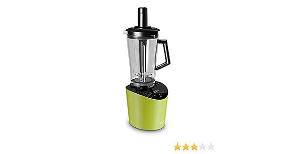 Jupiter Nutrimix - Licuadora (1,5 L, Batidora de vaso, Verde, De plástico, 205 mm, 470 mm): Amazon.es: Hogar
