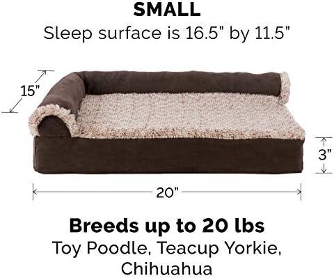 Amazon.com: FurHaven - Cama para perro, S: Mascotas