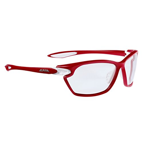 de 2 Alpina Four ciclismo red matt Vl Twist Gafas 0 4REwYEq