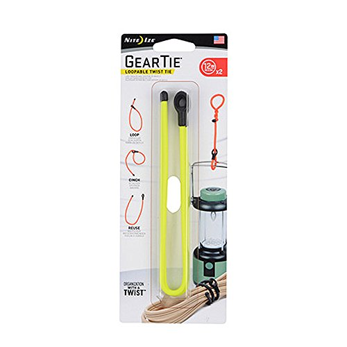 Gear Equipment (Nite Ize Gear Tie Loopable Twist Tie 12
