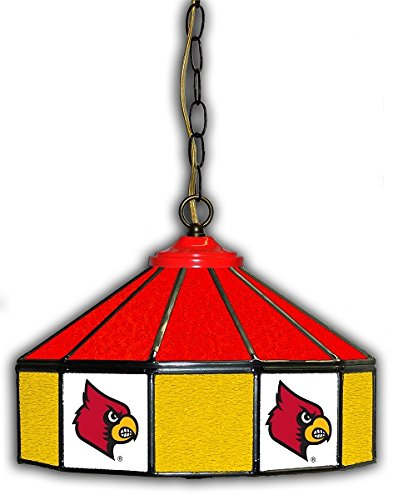 Louisville Pub Light w/ Cardinals Logo - 14