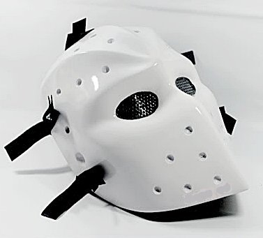 heat hockey mask - 2