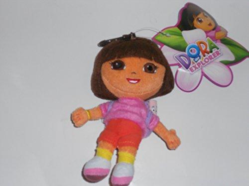 Nick Jr.'s Dora the Explorer Plush Backpack Clip