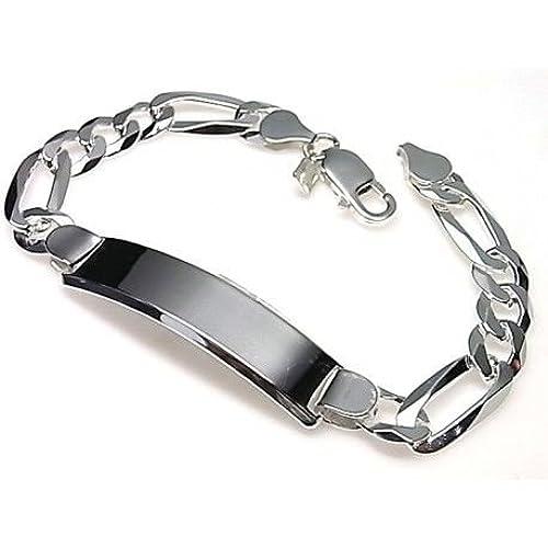 63dc37a5becb De alta calidad Esclava de Plata para hombre 3 +1 una pulsera original para  hombres