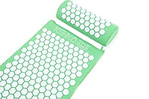 Amazon Com Kenko Acupressure Mat For Back Neck Pain