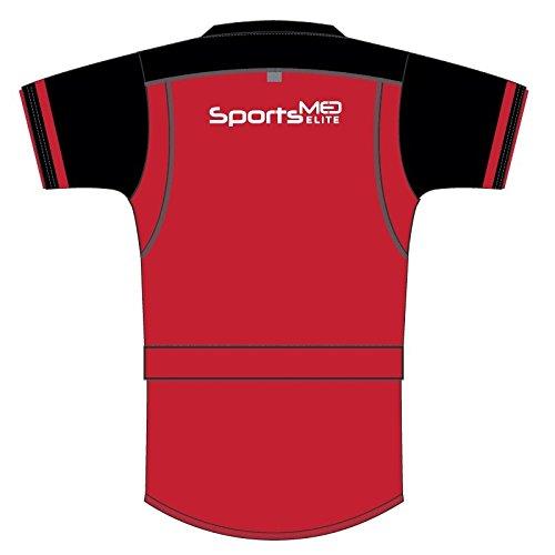 Queensland Reds Super Rugby Warm Up Tee 2017