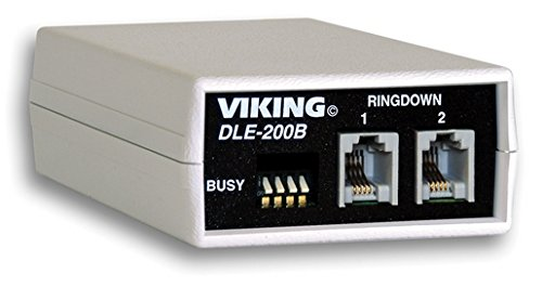 Viking DLE-200B Two-Way Line Simulator (Phone Line Simulator)