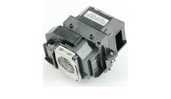 ELPLP58 V13H010L58 lámpara para proyector Epson EX7200 PowerLite ...