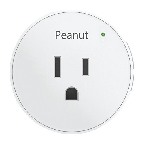 Securifi Bundle Pack - Peanut Smart Plug & Almond 3 Smart Home Wifi System Network Router - Compatible with Amazon Alexa - Remotely Monitor and Control Lights Appliances by Securifi (Image #2)
