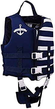 PROTAURI Kids Swim Vest Life Jacket - Toddlers Swimming Aid Floation Swimwear for Learn to Swim Age 1-9 Years/