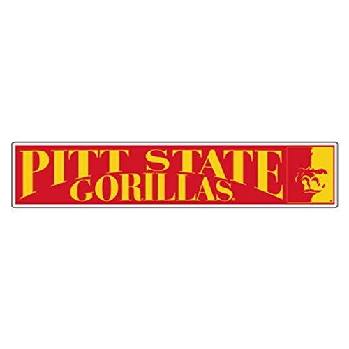 Gorilla Magnet - Pittsburg State (KS) Magnet PITT STATE GORILLAS MAGNET 20