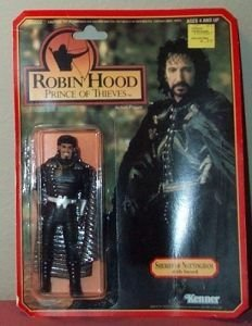 (Sheriff of Nottingham Action Figure - 1991 Robin Hood: Prince of Thieves Movie Series)