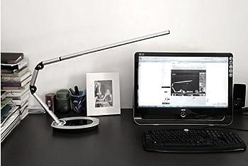 Top Quality Stylish LED Natural Light Long Arm Desk Lamp MM814I-A