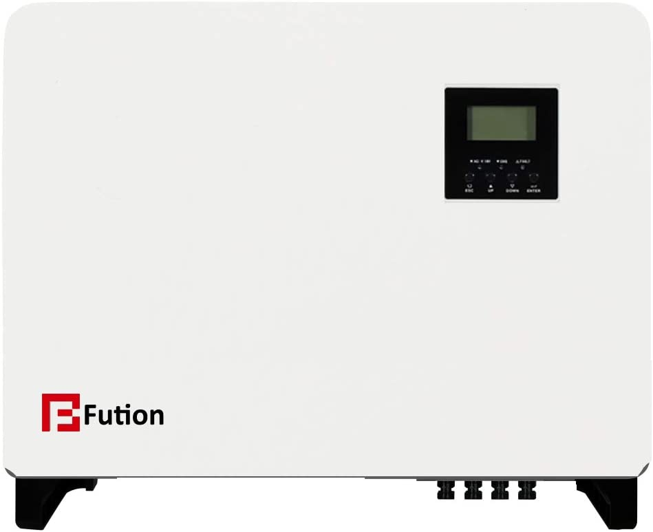 LiFePO4, 1920Wh 1KW Powerwall BESTSUN Solar Power System 1.92kwh LFP Li-ion Battery Energy Storage Powerwall Include 1KW Inverter Work with 1KW PV Solar Panel