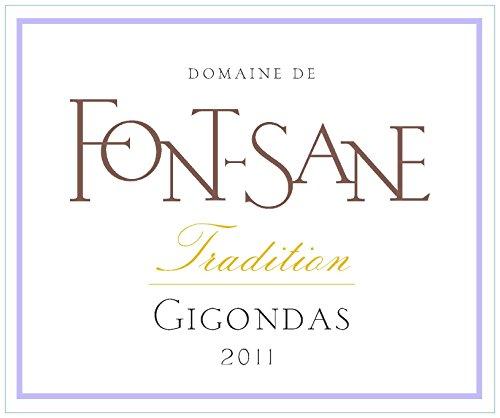 Gigondas Red Wine - 3