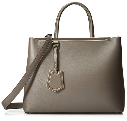 Fendi-Womens-2Jours-Tote-Carbone