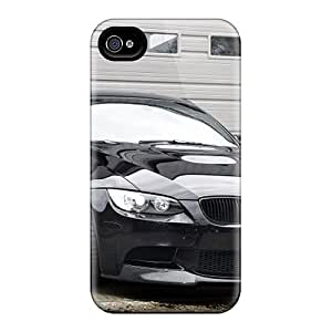 Riverabb Scratch-free Phone Case For Iphone 4/4s- Retail Packaging - Bmw M3 E92 Black