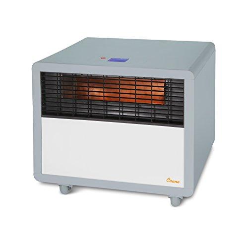 Crane USA Infrared Heater, Grey