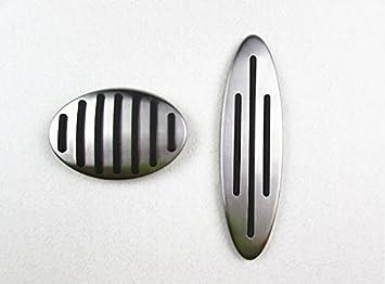 Caches pour p/édales d/'acc/él/érateur et de frein sans per/çage pour R56//R57//R55//R58//R59//R60//R61//F54//F55//F56//F61