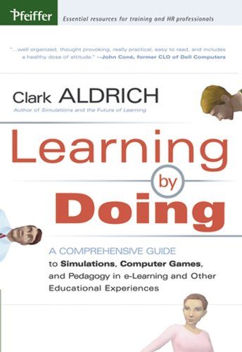 Top 3 learning by doing by clark aldrich