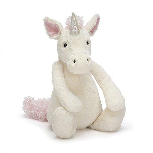 Jellycat Bashful Unicorn Stuffed Animal, Large, 15 inches