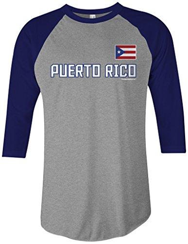 Threadrock Puerto National Unisex T shirt product image