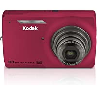 Kodak Easyshare M1093IS 10 MP Digital Camera with 3xOptical Image Stabilized Zoom (Red) Noticeable Review Image