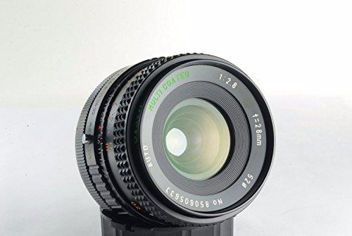 Sears 28mm f/2.8 Canon FD multicoated Manual Focus Lens (Sears Manual)