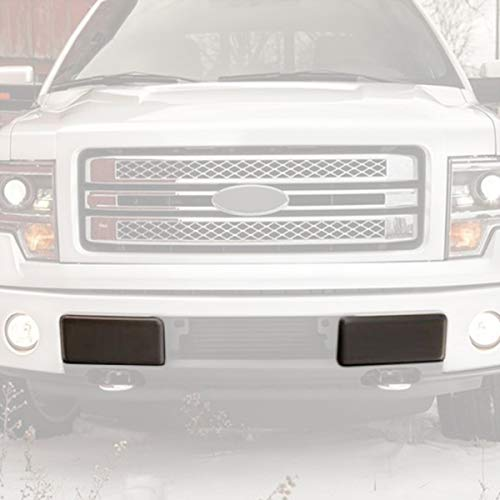 - Autoxrun Front Bumper Guards Pads Inserts Caps Fits Ford F150 2009-2014
