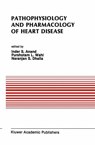 Pathophysiology and Pharmacology of Heart Disease: Proceedings of the symposium held by the Indian section of the International Society for Heart ... (Developments in Cardiovascular Medicine)