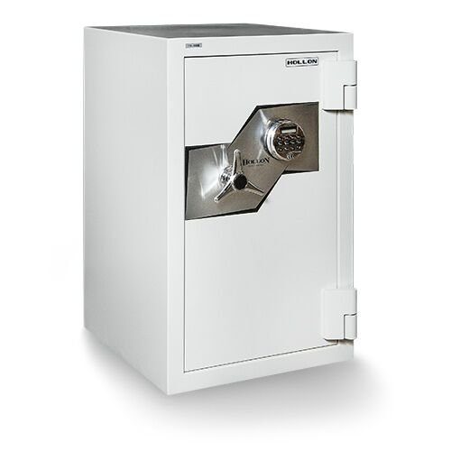 Dial Oyster - Hollon Safe FB-845E Oyster Series B-Rated 2 Hr Fireproof Security Safe Size: 3.36 Cu. Ft, Lock Type: Electronic Lock